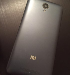 Смартфон Xiaomi Redmi Note 2 16GB Dark Grey