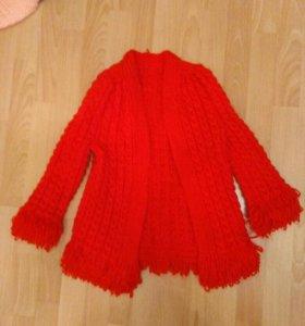 Накидка, кофта, свитер
