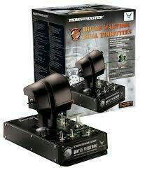 Джойстик Thrustmaster Hotas Warthog Dual Throttle