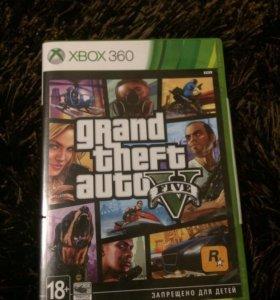 GTA 5 Xbox 360 лицензионный