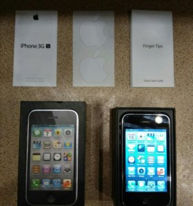 Продам IPhone 3G S 8 Gb