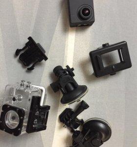 Экшн камера iBox