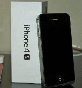 iPhone 4s (черный)