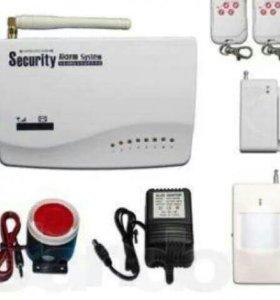Беспроводная сигнализация Z-GSM Alarm (GSM, датчик