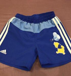 Детские шорты Adidas