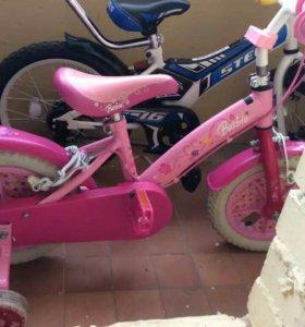Велосипед для девочки до 3 лет