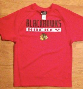 Хоккейная детская футболка BLACKHAWKS HOCKEY