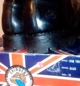 Ботинки Grinders buldog/ гриндерс бульдог