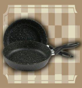 Сковорода с покрытием Премиум-класса