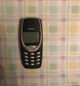 Рабочий мобильник. Нокиа nokia 3310