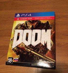 DOOM, ( игра для плейстейшен 4)