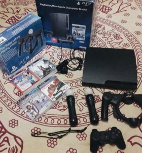 Sony PlayStation 3 Super Slim 320 Gb
