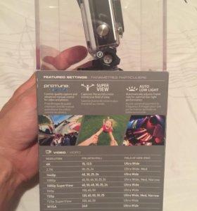 Видеокамера экшн GoPro Hero 4 Silver Edition
