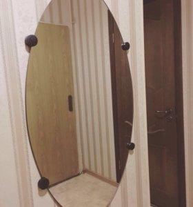 Зеркало в ванную, прихожую, или комнату дешево