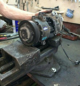 Авторазбор шевроле авео 250 компрессор кондиционер