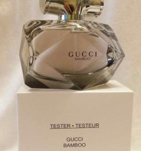Tester Gucci bamboo, 75 ml