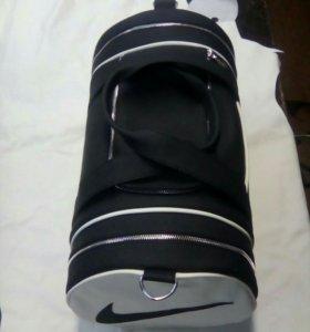 Спортивная сумка ,ручной работы!