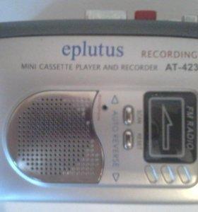 Аудио плеер мини на запчасти