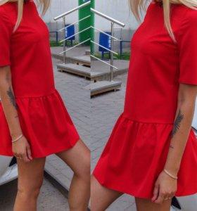 Платье модного фасона