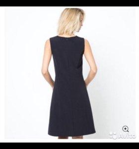 Платье темно синее la redout
