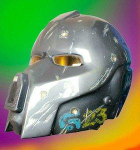 Продам шлем,сделанный под заказ ,качественно