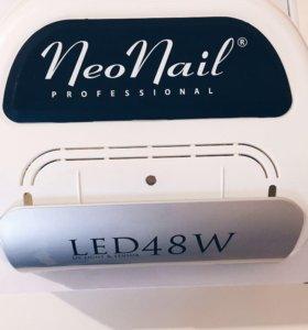 Лампа NeoNail LED 48 W