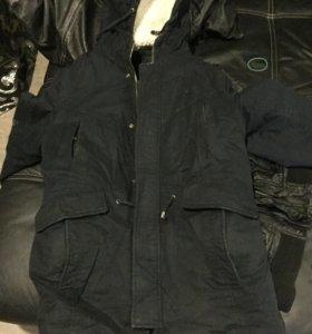 Зимняя мужская куртка( парка )