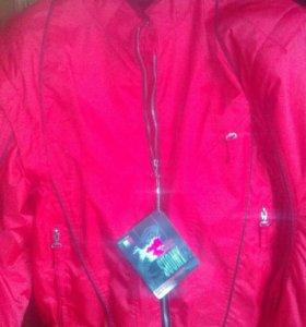 Куртка для мотоциклистов с защитой