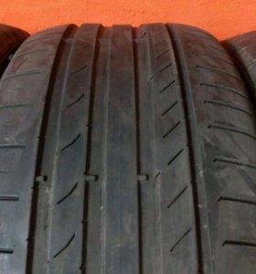 235-45-17 б/у шины
