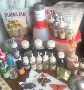 Набор мыловара, товары для мыловарения