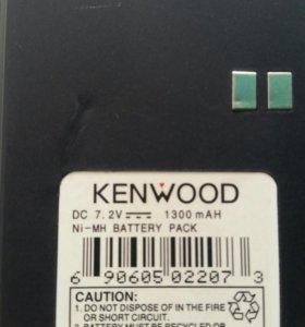 Б/У Рации Kenwood TH-K2AT. 4 шт.