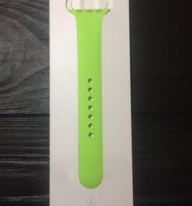 Ремешок на часы apple Watch оригинал (большой)
