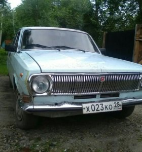 Волга газ 2410