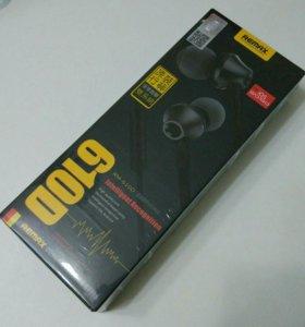 Наушники Remax 610D