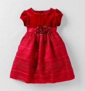 Новое платье Children's Place