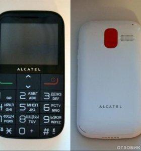 Телефон ALCATEL ( кнопочный )