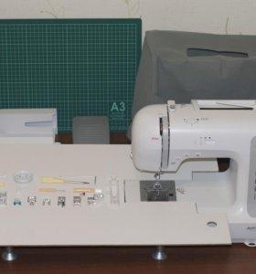 Швейная машина AstraLux H10A + столик + мат