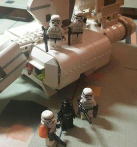 Lego Star Wars коллекция