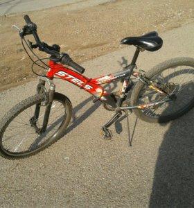 Подаётся велосипед