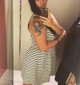 Платье , размер L