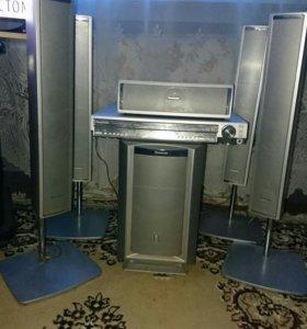 Домашний кинотеатр панасоник