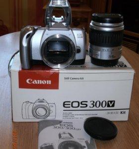Canon EOS 300V + объектив EF 28-90