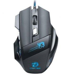 Мышь Х3 игровая USB