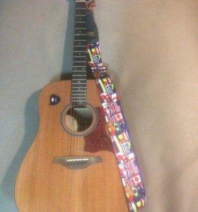 Гитара hohner hw300g