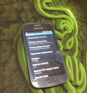 Samsung galaxy S GT-S7562