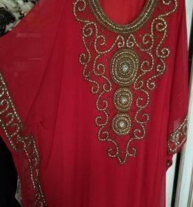 Платье-абайа