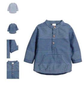 Рубашка новая фирмы H&M