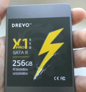 SSD накопитель 256 Гб drevo x1 pro