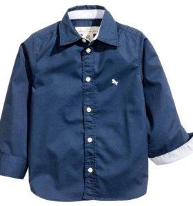 Новая рубашка фирмы H&M