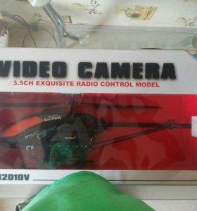 Радиоупровляемый вертолет